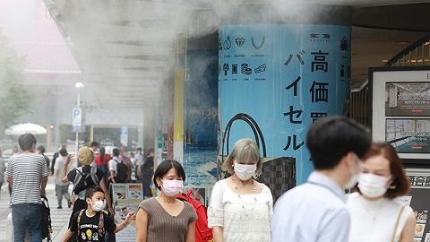 东京单日新增确诊超3000创新高,日本两大航司推出飞机餐网购   国际疫情观察(7月27日)