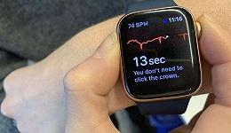 """""""杀手锏""""功能ECG过审,苹果向大健康领域丢出""""二向箔"""""""