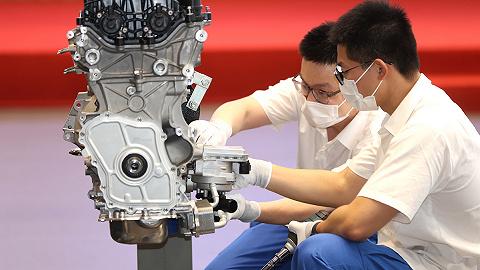 上汽通用全新1.5T四缸发动机背后的秘诀|技师长