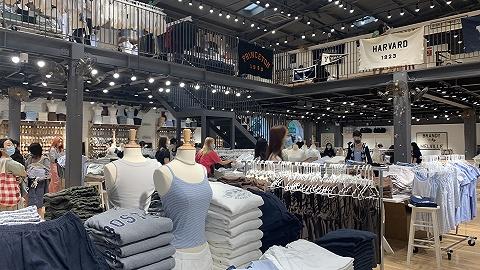 紧身小码女装继续流行,BM在中国盯着街边大店开