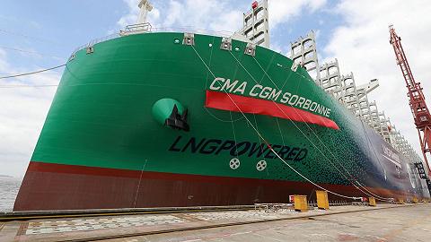 班輪公司運力排名:MSC運力增長最多,中遠海運新船最多