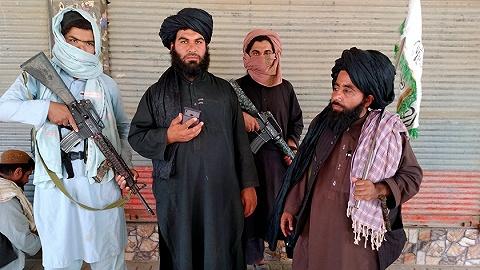 30多萬阿富汗軍警為何擋不住數萬塔利班?