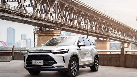 戰略車型上市一年后,北京汽車試圖用一場極限測試夯實銷量