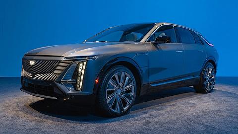 凯迪拉克造的第一台纯电动车LYRIQ,能让现今的市场破防吗?