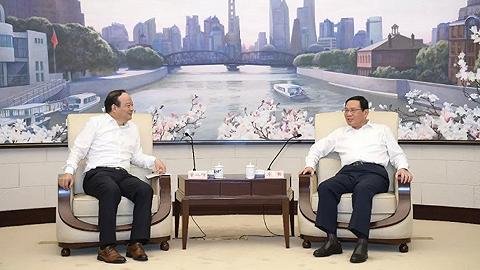 加快新能源汽车发展、推动能源结构调整!上海与宁德时代签约