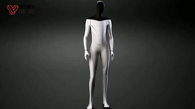 特斯拉公布人形机器人,自研全球最快AI计算机亮相