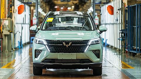 首批五菱全球銀標戰略級SUV量產車下線,三季度正式上市 | 新車