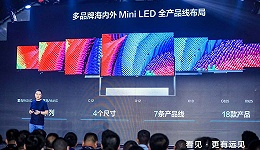 TCL想靠Mini LED闯进电视全球第一