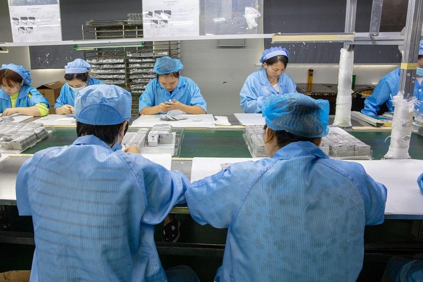 凤凰城招商主管958337北大教授:中小微企业之于共同富裕很重要,目前政策没有切中其痛点