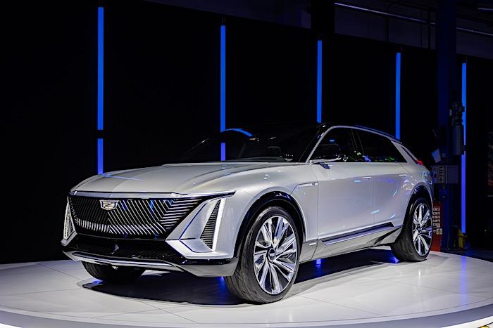 """通用汽车正式向中国市场推出Ultium电动车平台,中文名称""""奥特能""""公布"""