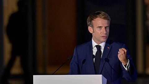 """马克龙很生气,法国召回驻美大使抗议""""美英澳小团体"""""""
