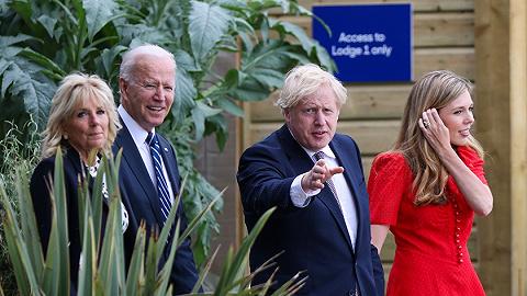 """与美贸易谈判再受阻,英国要""""挤进""""《美墨加协定》"""