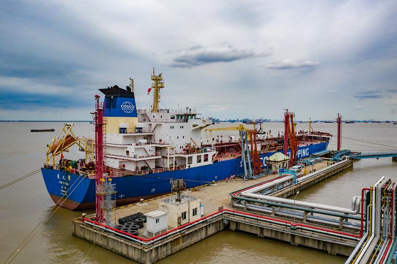 欧亿3首页中国推出首船全生命周期碳中和石油
