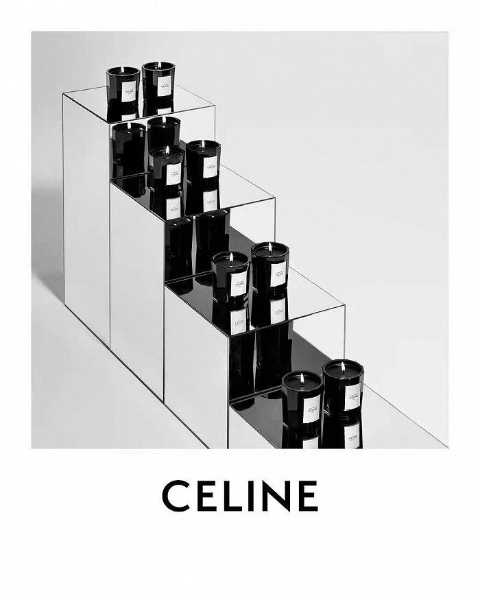 摩登4首页Chanel化妆镜也能做小包,Celine推出高定香氛蜡烛丨是日美好事物