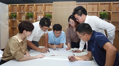 这群年轻人为上海科创中心描绘蓝图|百年初心奋斗者