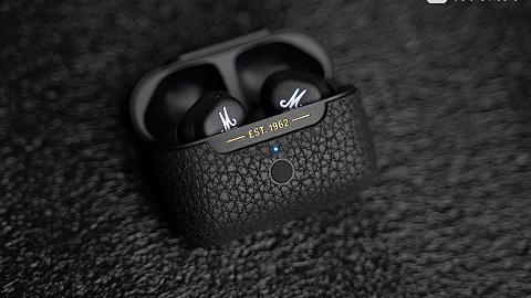 "Motif A.N.C. 体验:支持""主动降噪""的Marshall TWS耳机终于来了"