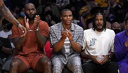 湖人VS篮网揭幕NBA季前赛,巨星团战静待新赛季