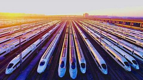 2662万人次!国庆黄金周长三角铁路客发量超去年同期