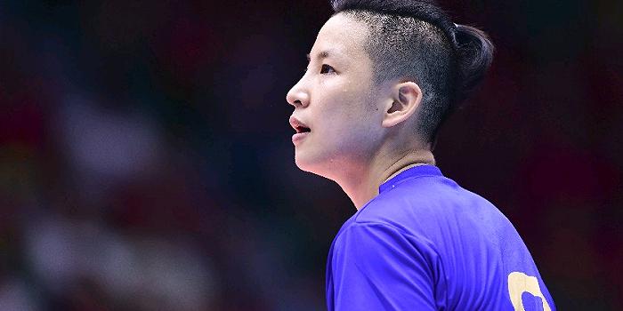 前中国女排主力接应张磊退役,全运后多位运动员迎来新生活