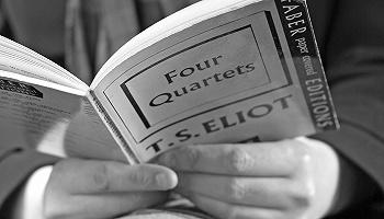 艾略特何以伟大?从《四个四重奏》说起 | 一诗一会
