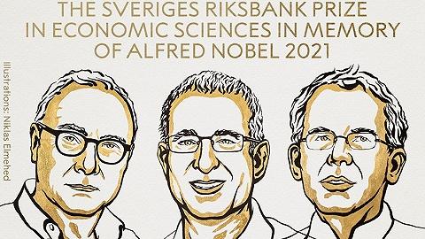 """2021年诺贝尔经济学奖:自然实验推动了经济学的""""可信性革命"""""""