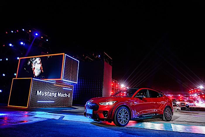 凤凰城代理注册福特发布高端智能电动车专属品牌,Mustang Mach-E GT版本全球同步首发