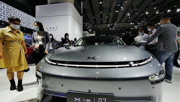 凤凰城代理注册9月新能源汽车销量走势强劲:比亚迪继续蝉联第一,蔚来重回新势力榜首