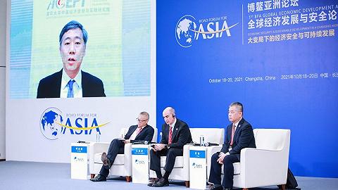 李稻葵:债务、减碳、供应链是全球经济面临的三大风险