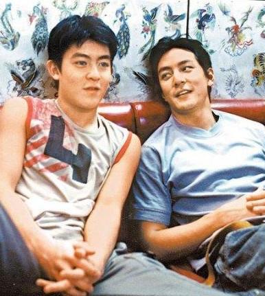 敏感事件 电影_陈冠希回来了,这次他只要做一个好演员|界面新闻 · JMedia