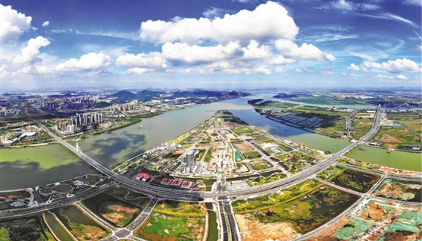 广州南沙向世界发出5张名片 邀您共享发展新机遇