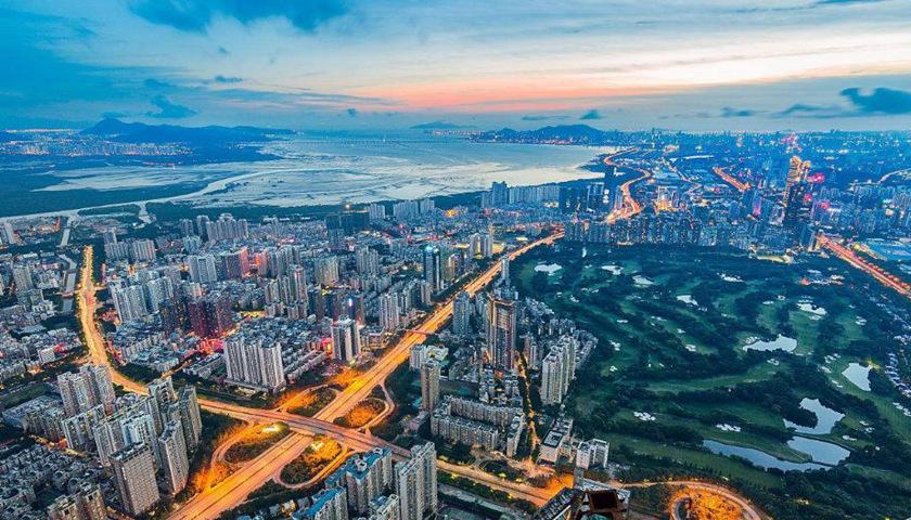 深圳十大优势及其在大湾区的纽扣作用