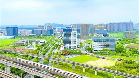 佛山三龙湾重点推进98个项目,总投资超3500亿元