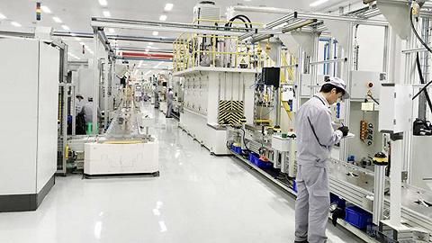 深圳上半年规上工业增加值同比增长7.4%,增速居广东省第一位