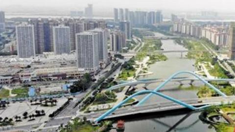 广州3年建成逾千公里碧道 一区一道首尾相衔穿城而过