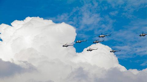 """""""云龍杯""""未來直升機設計大賽頒獎儀式在天津舉行"""