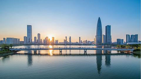 深圳華富村350米地標塔通過審查 華潤代建舊住宅改造項目工程