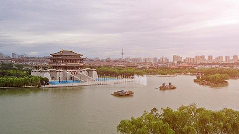 """游客出行意愿开始""""集体复苏"""",陕西旅游市场逐步回温"""