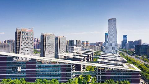 天府软件园入选首批国家数字服务出口基地,为西部唯一入选园区