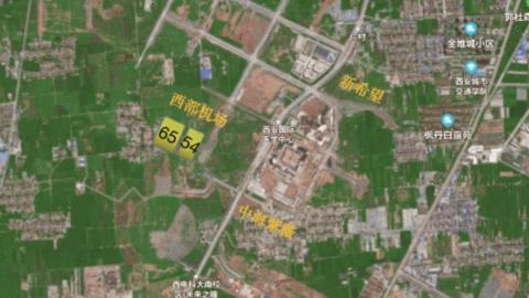 紫薇拍得高新中央创新区53亩优质住宅用地,楼面地价12803元/㎡