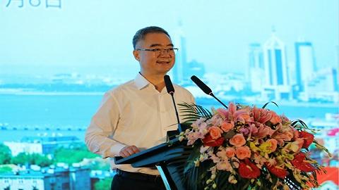 """青岛市委书记:青岛是正在创业的城市,是城市中的""""独角兽"""""""
