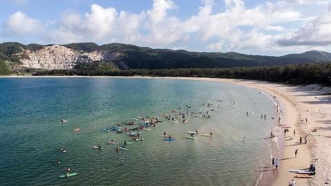看海、购物、乘游艇出海……海南国际旅游消费中心建设呈现新气象