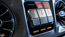 """奔驰G 350,一款真正的""""财富检测机"""""""