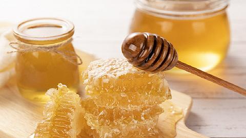 确认过眼神,椰树蜂蜜菊花茶是纯正菊花熬煮出的