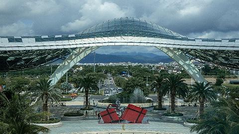 海南新开通三条省际班线,方便旅客直达免税店购物