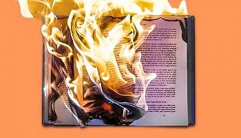 從火中搶救書籍:圖書館為什么是知識的庇護所?