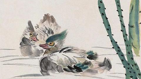 从近现代九大画派开始,捋清当下中国书画市场的渊源(中)