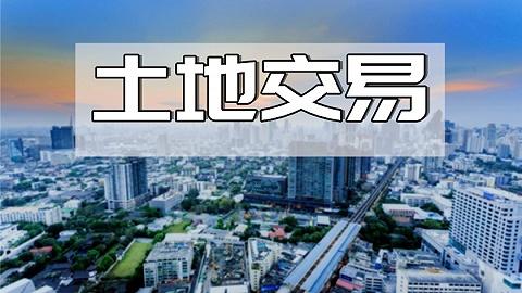 中国电建拿下三马两地块,总价约18.54亿元!面积逾13万方