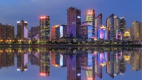 跻身夜经济十强城市,青岛变了!