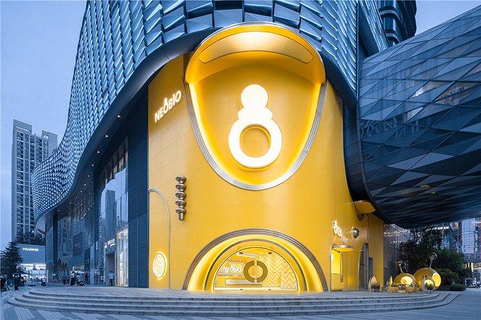 One Avenue卓悦中心四大品牌齐开,ARMANI、OLE、奈尔宝、巴奴…都來了!