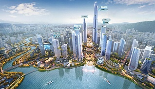 """约35-62㎡智创空间 样板房开放,知识城""""心脏"""",环九龙湖核心区资产!"""